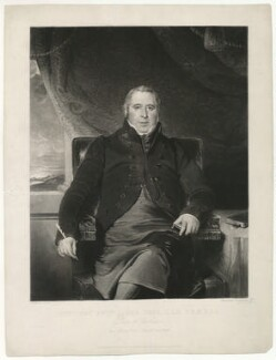 James Hook, by Samuel William Reynolds Jr, printed by  Lahee & Co, published by  Paul and Dominic Colnaghi & Co, after  Richard Evans - NPG D35958