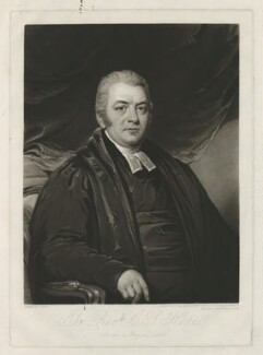 Charles Stead Hope, by William Say, after  Thomas Barber - NPG D35969