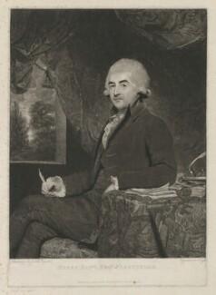 Henry Hope, by Charles Howard Hodges, published by  John Boydell, published by  Josiah Boydell, after  Sir Joshua Reynolds - NPG D35974