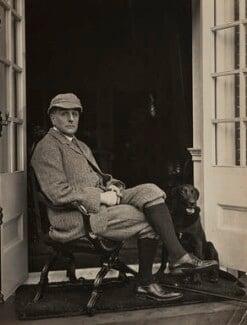 Sydney George Holland, 2nd Viscount Knutsford, by Reginald Haines, 1900s - NPG x132832 - © National Portrait Gallery, London