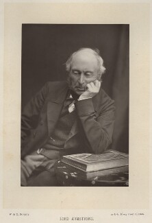 William George Armstrong, Baron Armstrong, by W. & D. Downey, published by  Cassell & Company, Ltd - NPG x101