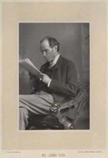 James Payn, by W. & D. Downey, published by  Cassell & Company, Ltd - NPG x12699