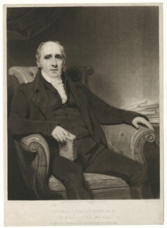 Thomas Charles Hope, by Thomas Hodgetts, published by  David Hatton, after  Sir Henry Raeburn - NPG D35975