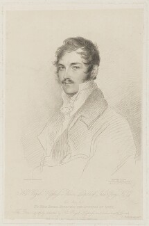 Leopold I, King of the Belgians, by Frederick Christian Lewis Sr, published by  Colnaghi & Co, after  Sir Thomas Lawrence, published 1 October 1820 - NPG D36127 - © National Portrait Gallery, London