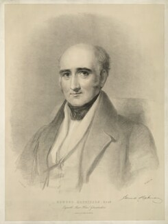 Edmund Hopkinson, by and printed by Maxim Gauci, after  Eden Upton Eddis - NPG D35983