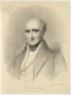 Edmund Hopkinson, by and printed by Maxim Gauci, after  Eden Upton Eddis - NPG D35984