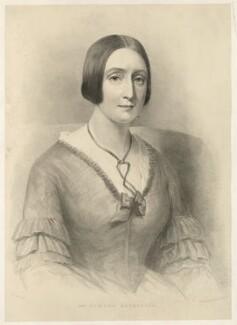 Octavia Hopkinson (née Burton), by Maxim Gauci, after  Eden Upton Eddis - NPG D35985