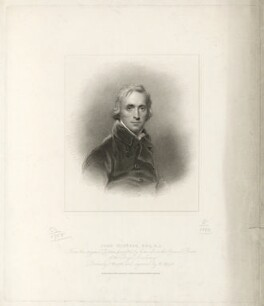 John Hoppner, by Henry Meyer, published by  T. Cadell & W. Davies, after  John Wright, after  John Hoppner - NPG D35987
