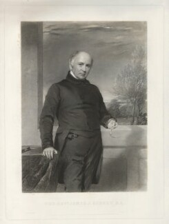 James John Hornby, by Samuel Bellin, printed by  W. Hatton, published by  Thomas Agnew & Sons Ltd, after  George Richmond - NPG D35992