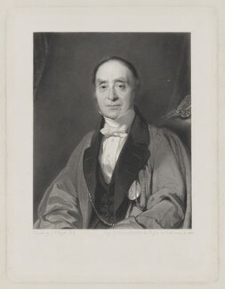 Sir Charles Lock Eastlake, by George Thomas Doo, after  John Prescott Knight - NPG D36063