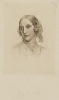 Elizabeth (née Rigby), Lady Eastlake, after Unknown artist - NPG D36064