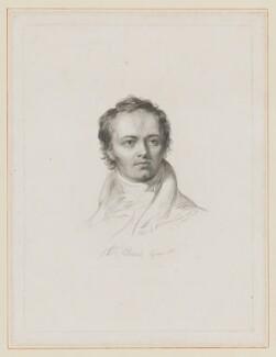 William Camden Edwards, by Mary Dawson Turner (née Palgrave), and by  William Camden Edwards, after  John Philip Davis ('Pope' Davis) - NPG D36077