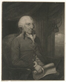 John Howard, by Edmund Scott, after  Mather Brown - NPG D36010