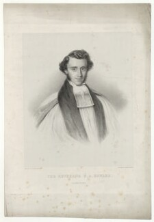 N.A. Howard, by Edward Morton, printed by  M & N Hanhart, after  John Godwin Williams - NPG D36012