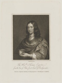 Hon. Thomas Egerton, by William Evans, after  Unknown artist - NPG D36085
