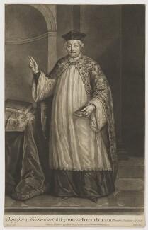 Robert Eglesfield, by John Faber Jr, after  Thomas Murray, 1724 - NPG D36090 - © National Portrait Gallery, London
