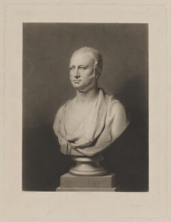 Henry Earle, by Samuel Cousins, after  Henry Corbould, after  William Behnes - NPG D36093