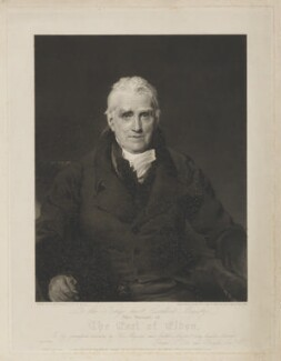 John Scott, 1st Earl of Eldon, by and published by George Thomas Doo, and published by  Colnaghi, Son & Co, after  Sir Thomas Lawrence - NPG D36132