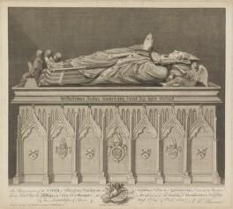 William Wykeham, by John Keyse Sherwin - NPG D36202