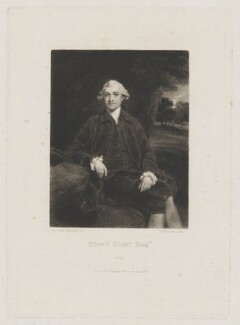 Edward Eliot, 1st Baron Eliot of St Germans, by and published by Samuel William Reynolds, after  Sir Joshua Reynolds - NPG D36141
