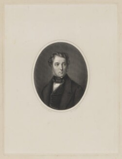 Francis Egerton, 1st Earl of Ellesmere, by James Stephenson, after  Orazio (Horace) de Manara - NPG D36150
