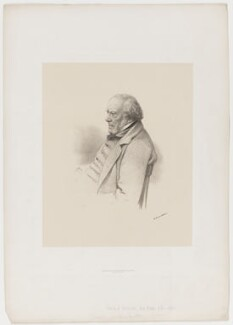 Edward Ellice, published by Joseph Hogarth - NPG D36154