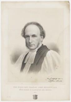Charles John Ellicott, by A. Arnst - NPG D36158