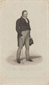 Sir Watkin Williams Wynn, 5th Bt, by Albin Roberts Burt - NPG D36227