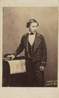 Prince Alfred, Duke of Edinburgh and Saxe-Coburg and Gotha, by John Jabez Edwin Mayall - NPG Ax9751