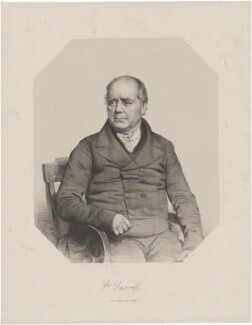 William Yarrell, by Thomas Herbert Maguire, printed by  M & N Hanhart - NPG D36232