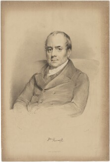 William Yarrell, by Maxim Gauci, printed by  Paul Gauci, after  Eden Upton Eddis, before 1854 - NPG D36233 - © National Portrait Gallery, London
