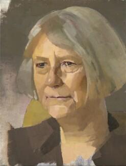 Dame Anne Elizabeth Owers (née Spark), by Diarmuid Kelley, 2010 - NPG 6898 - © National Portrait Gallery, London