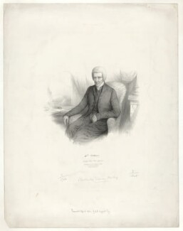 William Howley, by Émile Desmaisons, published by  A.H. & C.E. Baily - NPG D36361
