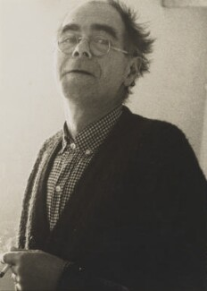 Roger Hilton, by Andrew Lanyon - NPG P1343
