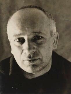 Karl Martin Weschke, by Andrew Lanyon - NPG P1346