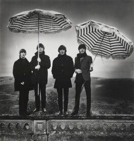 The Beatles (Ringo Starr, John Lennon, George Harrison, Paul McCartney), by Robert Whitaker, October 1964 - NPG P1348 - © Robert Whitaker