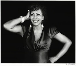 Shirley Bassey, by Mary McCartney - NPG x133093