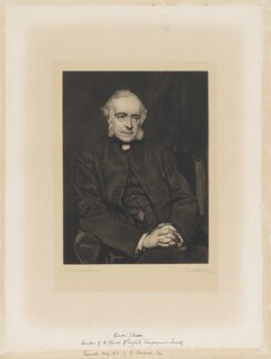 Henry John Ellison, by Frank Sternberg, after  Sir Hubert von Herkomer - NPG D36165
