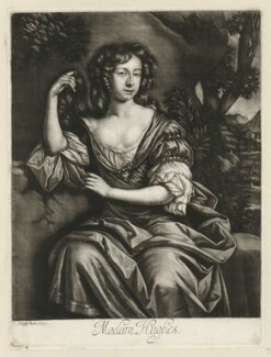 Margaret Hughes, after Sir Peter Lely - NPG D36372