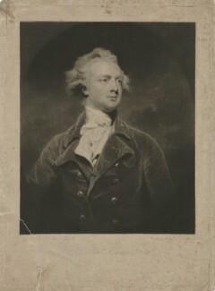 Sir Abraham Hume, 2nd Bt, by Charles Howard Hodges, after  Sir Joshua Reynolds - NPG D36374
