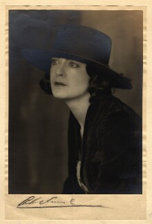 Harriet Cohen, by Malcolm Arbuthnot - NPG x39230