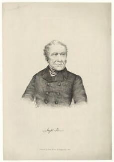 Joseph Hume, published by Dean & Son, published 1855 - NPG D36382 - © National Portrait Gallery, London