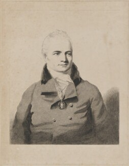 Sir William Purves-Hume-Campbell, 6th Bt, by William Walker, after  George Watson - NPG D36384