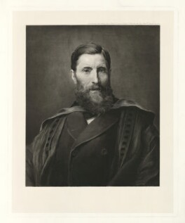 Sir George Murray Humphry, published by Boussod, Valadon & Co, after  Walter William Ouless - NPG D36386