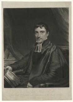 John Hunt, by William Say, after  George Patten - NPG D36392