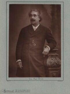 (John) Sims Reeves, by Herbert Rose Barraud, published by  Richard Bentley & Son - NPG x13808