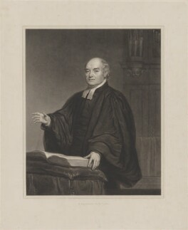 John Yates, by Francis Engleheart, after  Alexander Mosses - NPG D36241