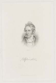 Mountstuart Elphinstone, by George J. Stodart, published by  John Samuel Murray, after  Henry William Pickersgill - NPG D36168