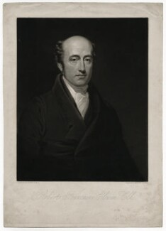 Robert Fountain (or Fountaine) Elwin, by Henry Edward Dawe, after  George Clint - NPG D36177