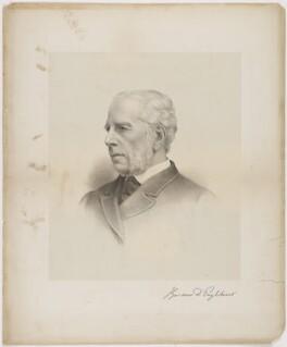 Sir John Gardner Dillman Engleheart, by Unknown artist - NPG D36190